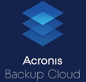 Acronis Backup Cloud with 100 GB File Storage